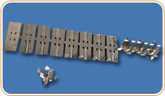 Accessory Fastener for Metal Building Construction
